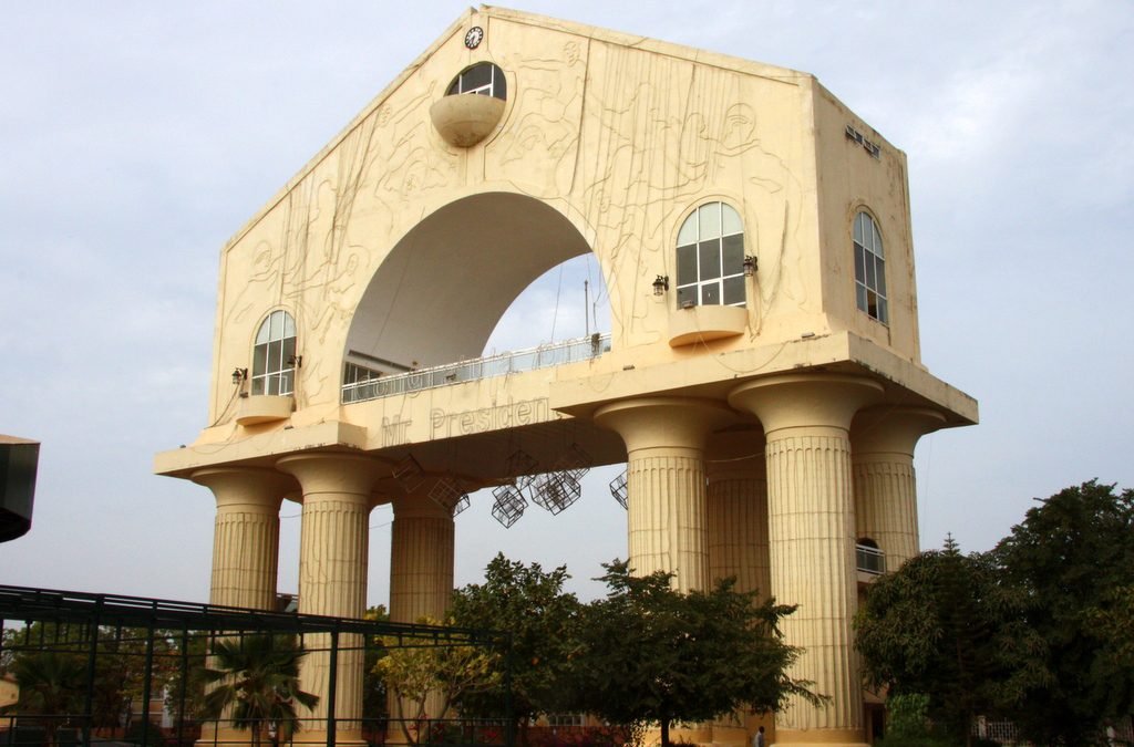 City tour to The Gambia